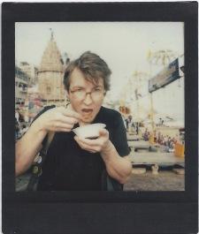 Street Food on the Ganges - Varanasi